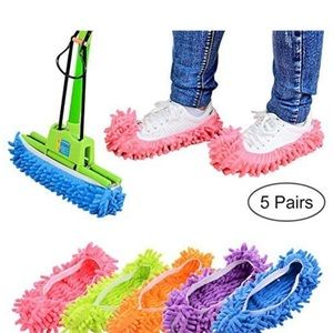 Other - Duster mop/slippers cover (3 available)
